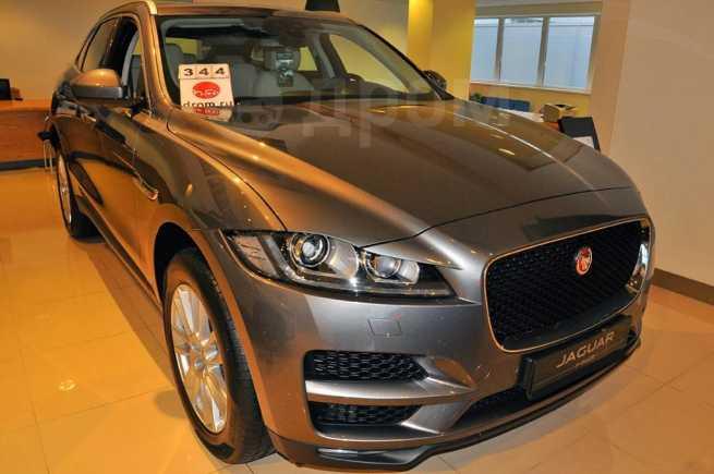 Jaguar F-Pace, 2020 год, 4 402 000 руб.
