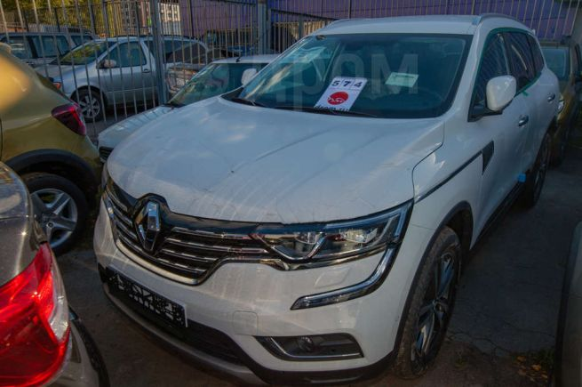 Renault Koleos, 2019 год, 2 456 880 руб.