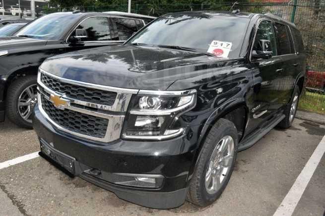 Chevrolet Tahoe, 2020 год, 5 185 000 руб.