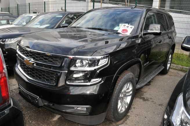 Chevrolet Tahoe, 2020 год, 5 105 000 руб.