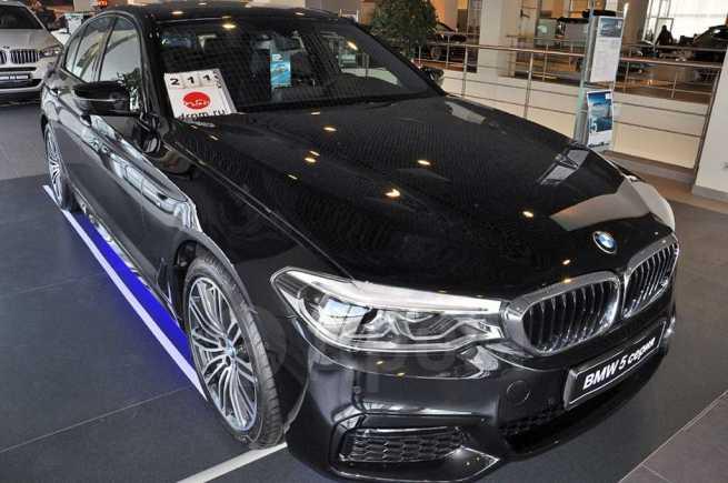 BMW 5-Series, 2020 год, 4 000 000 руб.