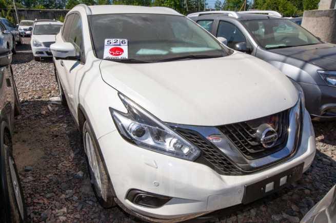 Nissan Murano, 2020 год, 2 923 000 руб.