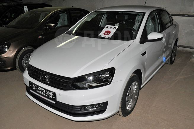 Volkswagen Polo, 2019 год, 869 594 руб.