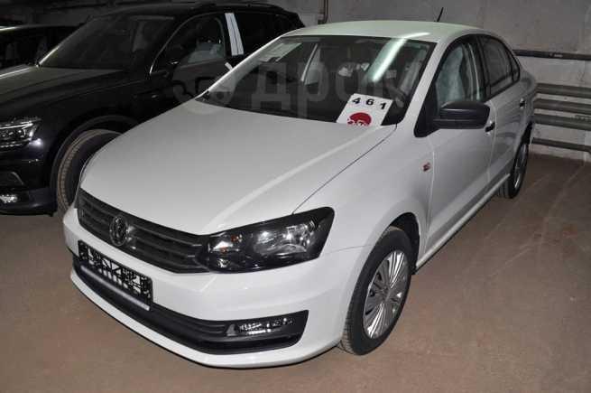 Volkswagen Polo, 2019 год, 896 669 руб.