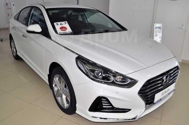 Hyundai Sonata, 2019 год, 1 885 000 руб.