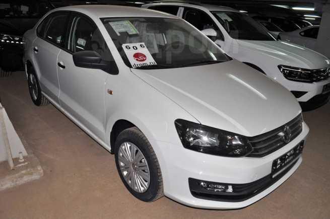 Volkswagen Polo, 2019 год, 880 600 руб.