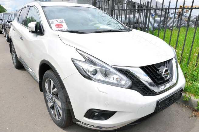 Nissan Murano, 2019 год, 3 060 000 руб.