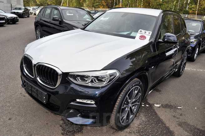 BMW X3, 2019 год, 4 640 200 руб.
