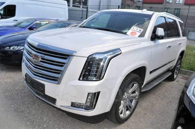 Cadillac Escalade, 2019 год, 8 496 000 руб.