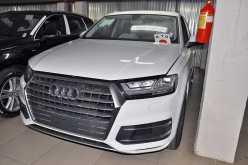 Калининград Audi Q7 2019