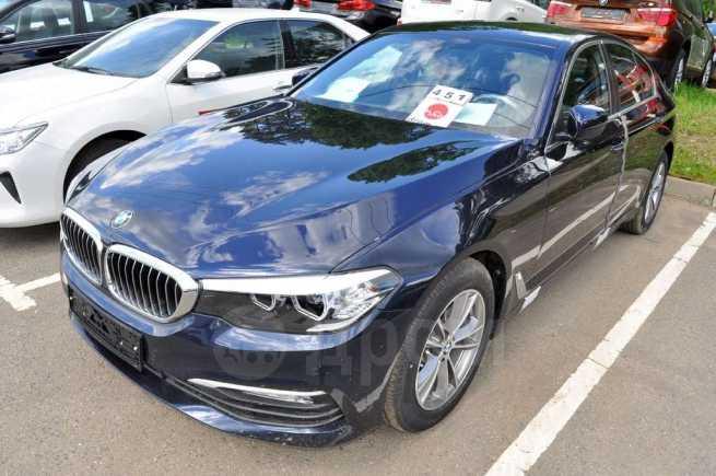 BMW 5-Series, 2019 год, 3 770 000 руб.