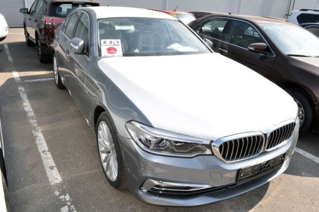 BMW 5-Series, 2019 год, 4 320 000 руб.