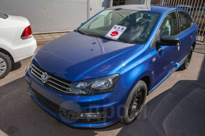 Volkswagen Polo, 2020 год, 920 059 руб.