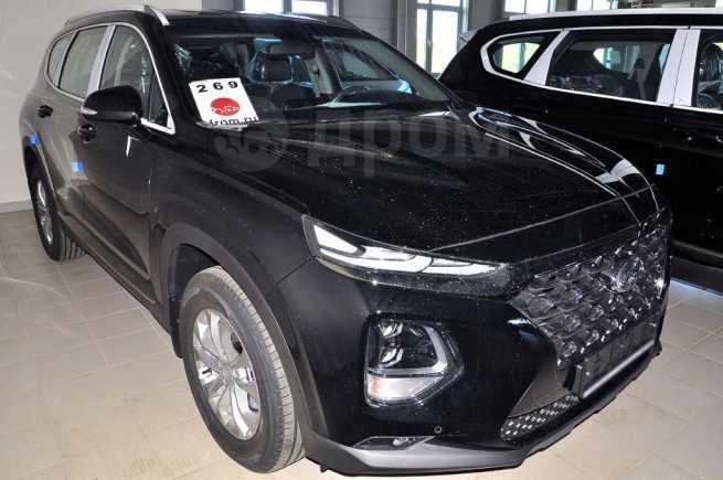 Hyundai Santa Fe, 2019 год, 2 359 000 руб.