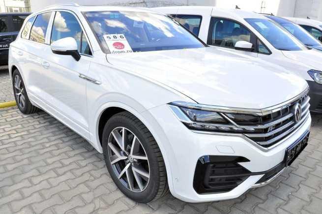 Volkswagen Touareg, 2020 год, 6 161 200 руб.