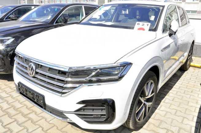 Volkswagen Touareg, 2020 год, 5 756 600 руб.