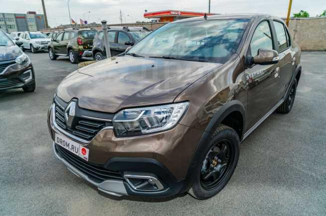 Renault Logan Stepway, 2020 год, 787 000 руб.