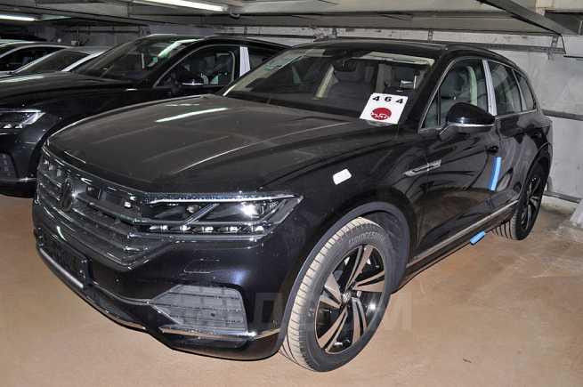 Volkswagen Touareg, 2018 год, 5 578 000 руб.