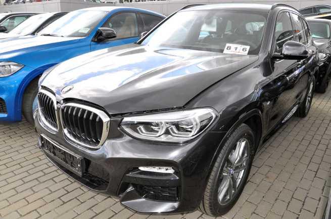 BMW X3, 2019 год, 3 745 600 руб.