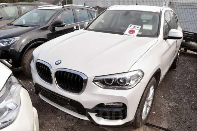 BMW X3, 2020 год, 3 750 000 руб.