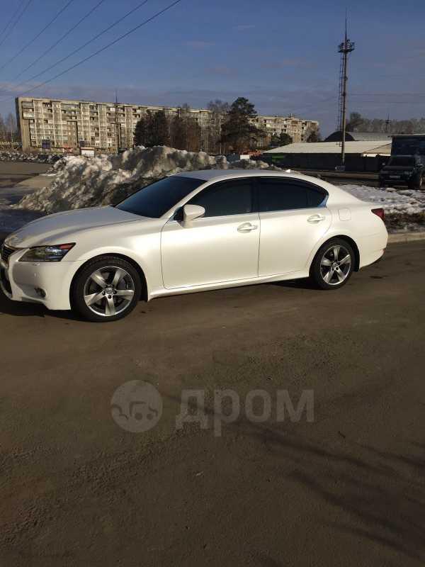 Lexus GS350, 2012 год, 1 800 000 руб.