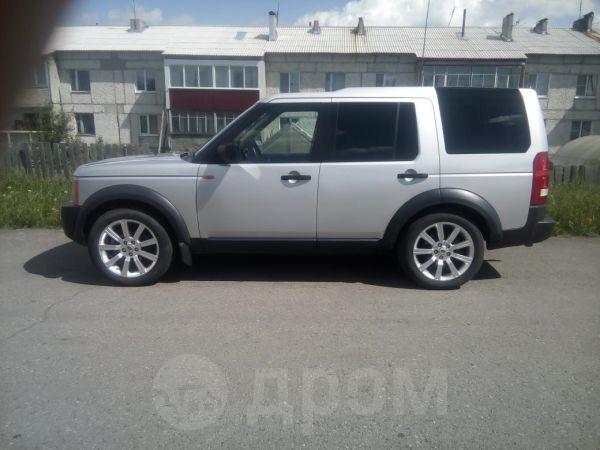 Land Rover Discovery, 2005 год, 550 000 руб.