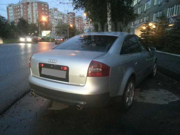 Audi A6, 2003 год, 499 000 руб.