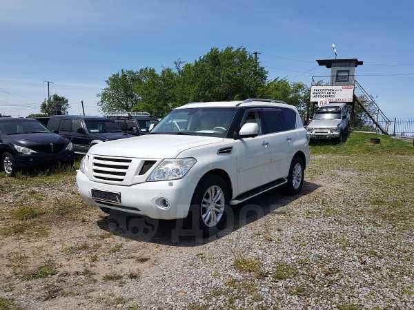 Nissan Patrol, 2011 год, 1 798 000 руб.