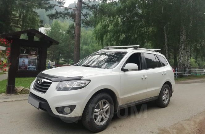 Hyundai Santa Fe, 2010 год, 699 000 руб.