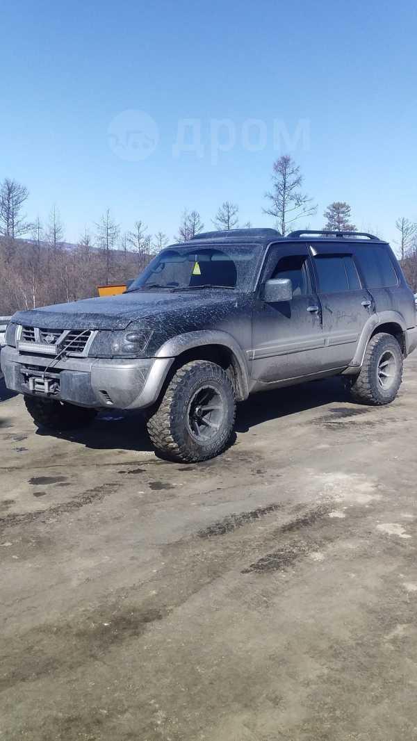 Nissan Safari, 2000 год, 630 000 руб.