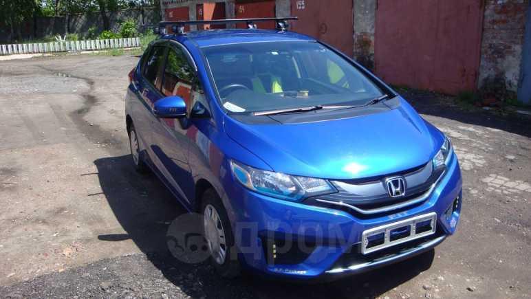 Honda Fit, 2013 год, 555 000 руб.