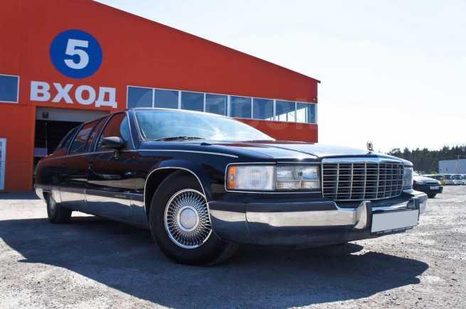 Cadillac Fleetwood, 1994 год, 900 000 руб.