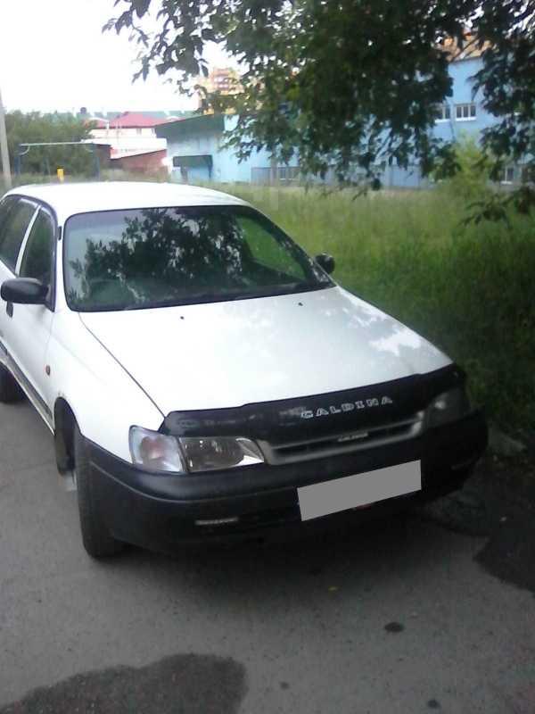 Toyota Caldina, 2000 год, 179 000 руб.