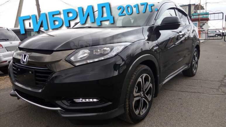 Honda Vezel, 2017 год, 1 260 000 руб.