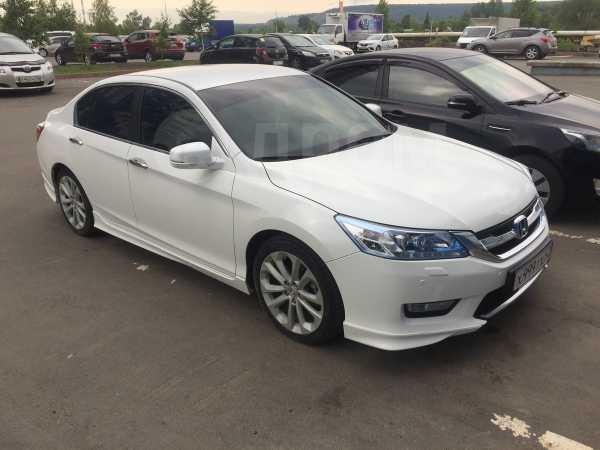 Honda Accord, 2013 год, 1 090 000 руб.