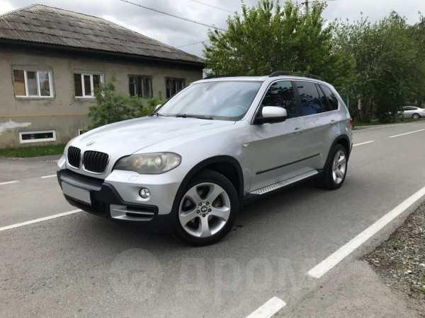 BMW X5, 2007 год, 595 000 руб.
