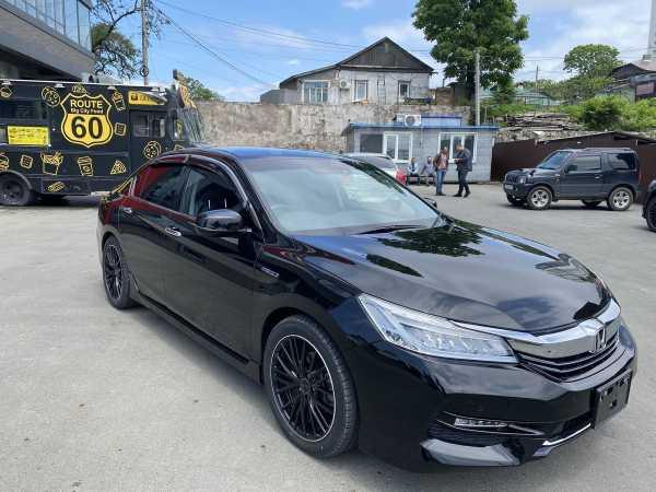 Honda Accord, 2016 год, 1 690 000 руб.