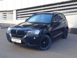 Набережные Челны BMW X3 2014