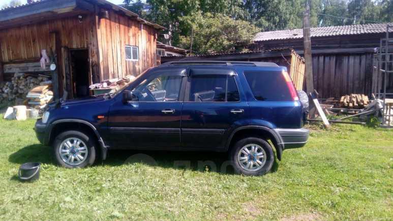 Honda CR-V, 1996 год, 255 000 руб.