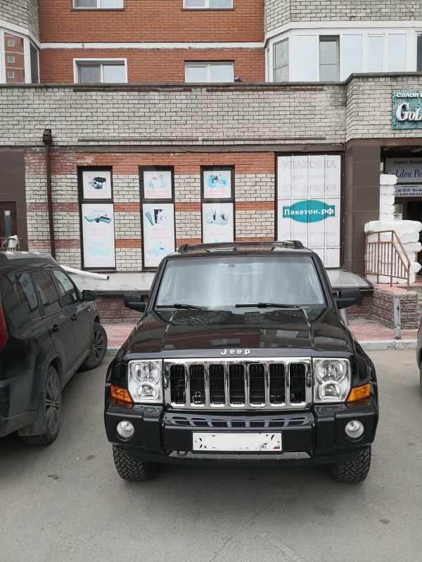 Jeep Commander, 2006 год, 750 000 руб.