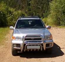 Ангарск Pathfinder 2001