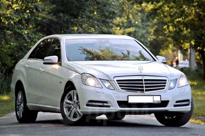 Mercedes-Benz E-Class, 2010 год, 920 000 руб.