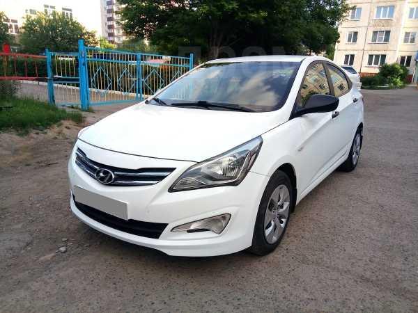 Hyundai Solaris, 2015 год, 494 000 руб.