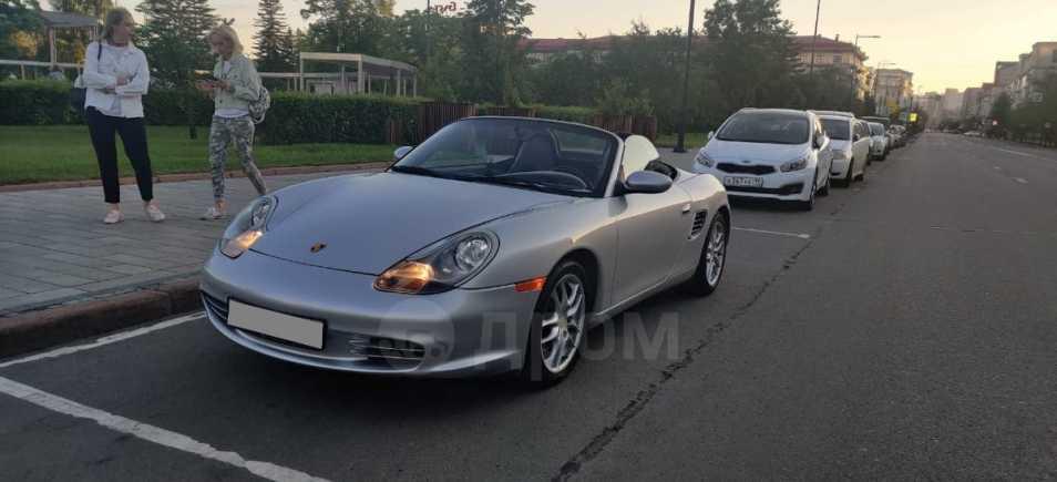 Porsche Boxster, 2003 год, 1 099 000 руб.