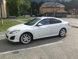 Заводоуковск Mazda6 2011
