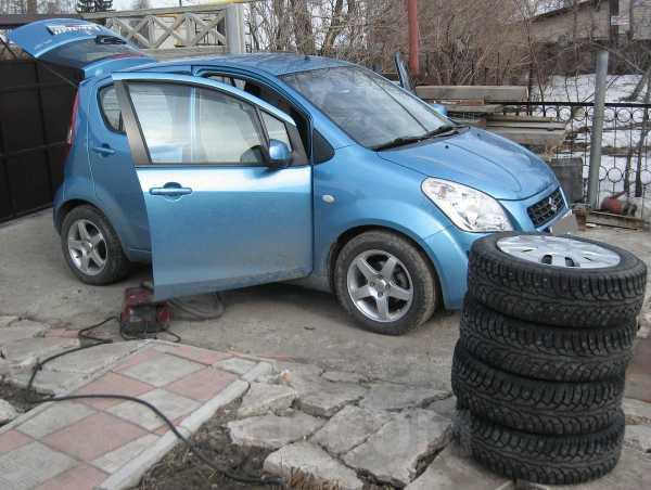Suzuki Splash, 2012 год, 385 000 руб.