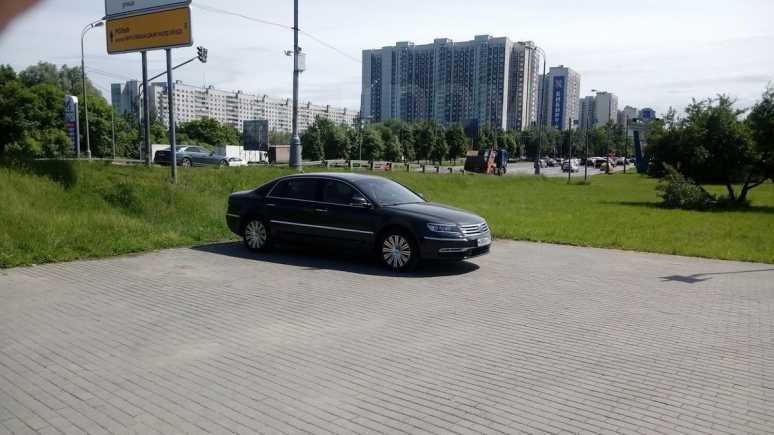 Volkswagen Phaeton, 2012 год, 1 280 000 руб.