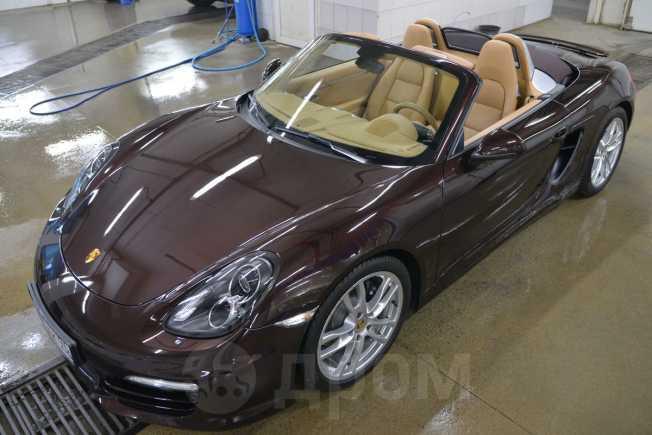 Porsche Boxster, 2012 год, 2 950 000 руб.