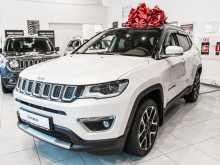 Москва Jeep Compass 2019