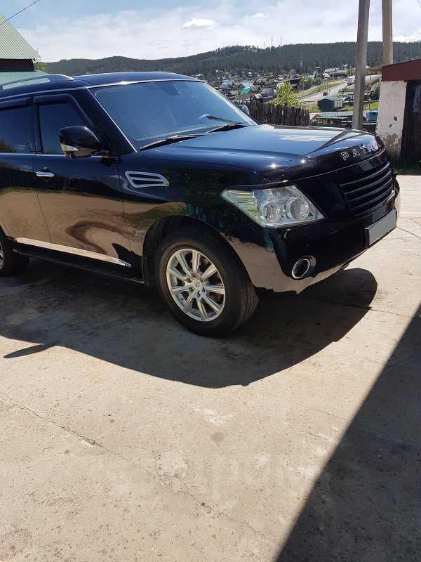 Nissan Patrol, 2010 год, 1 550 000 руб.